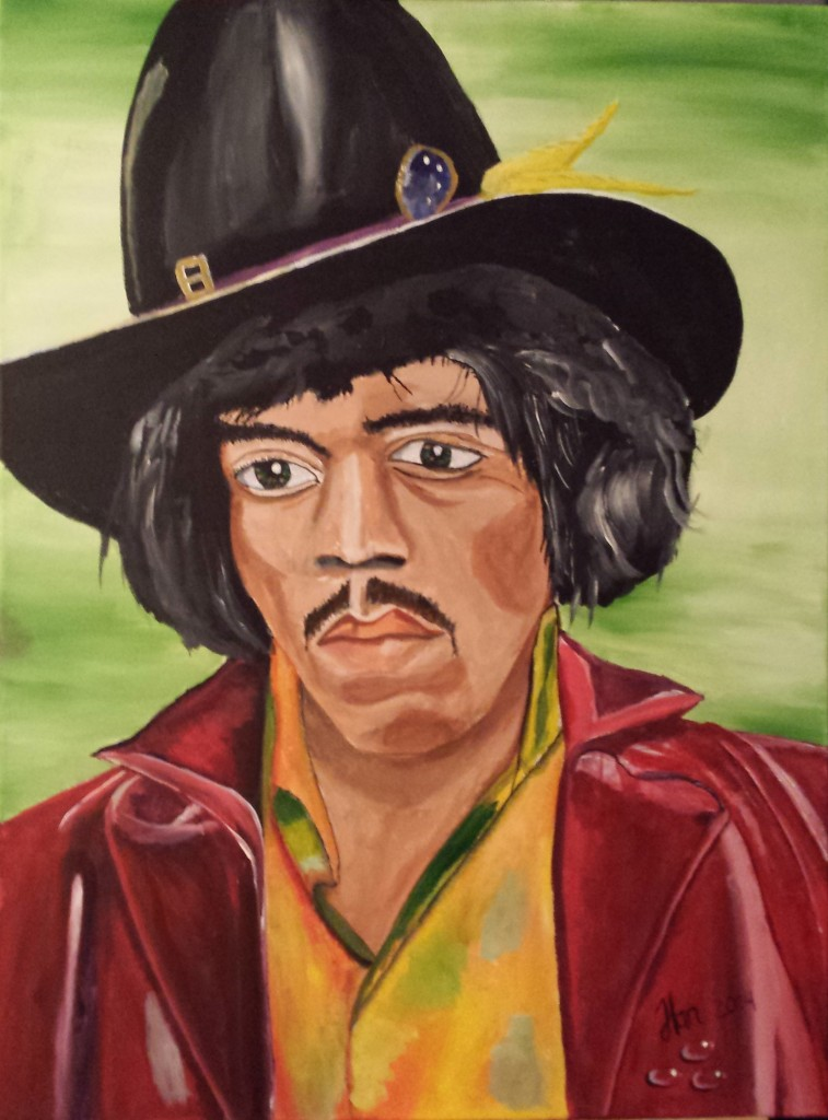 20140227 Jimi Hendrix